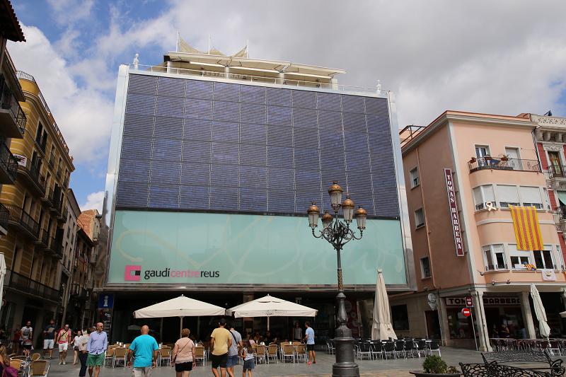 Le Centre Gaudi à Reus