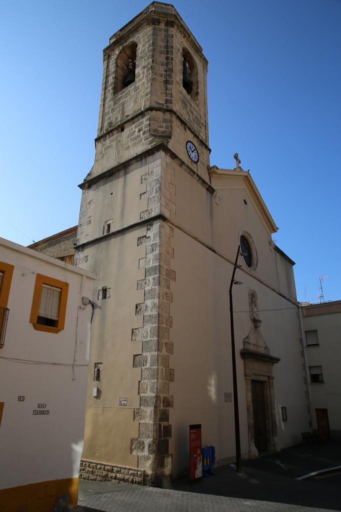 L'église de Santa Creme