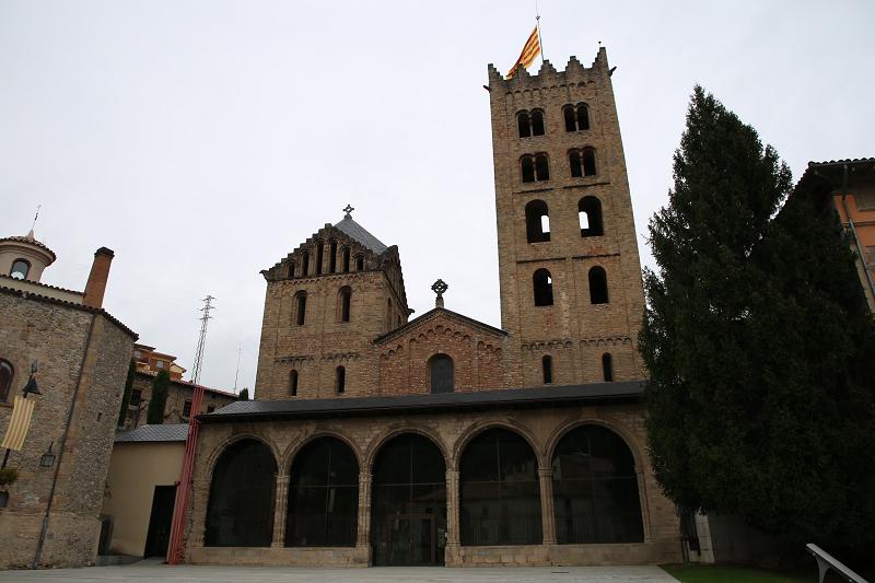 История Каталонии: город Риполь