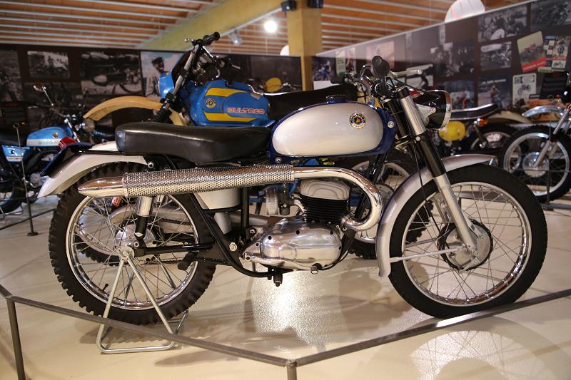 Bultaco Motorcycles: Sherpa N 155 Cc (1960) • ALL ANDORRA