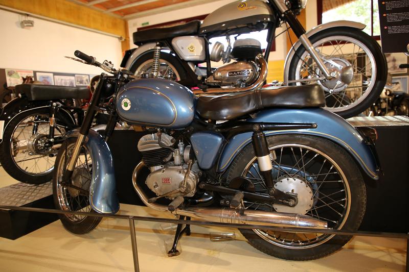 Ossa Motorcycles. 150 Comercial (1958) • ALL ANDORRA