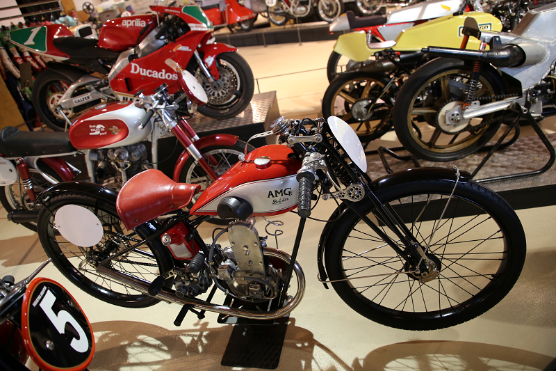 Vintage Motorcycles. French AMC Bol D'Or 175 Cc (1923