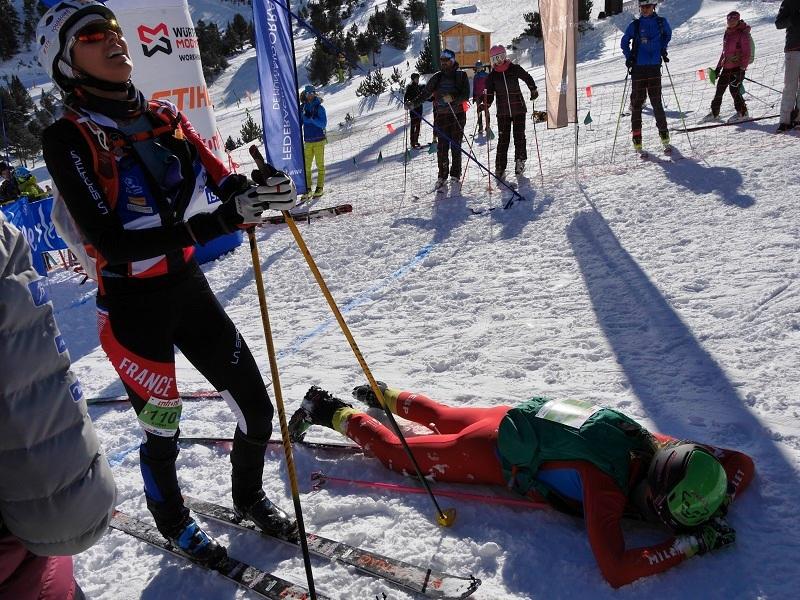 Горнолыжный альпинизм_Андорра_победа