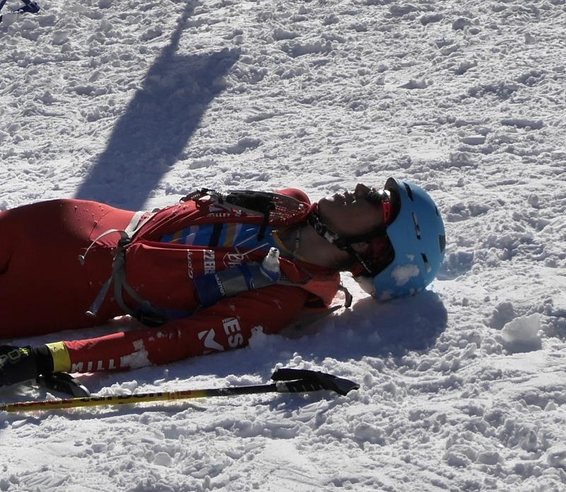 Горнолыжный альпинизм_Андорра_финиш