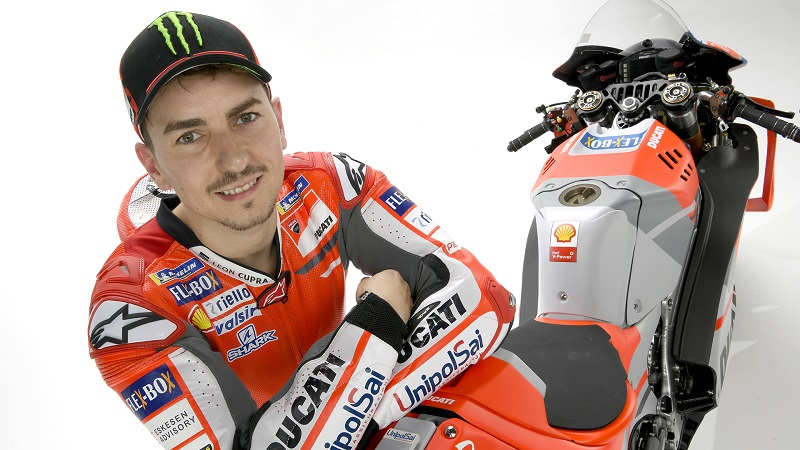 Jorge Lorenzo, Spanish motorcycle racer, world motorcycle racing champion and resident of Andorra is leaving the principality