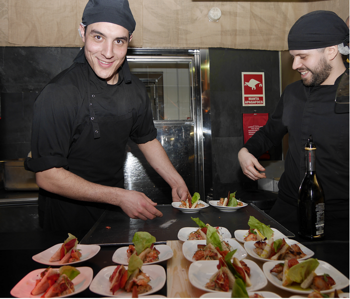 Daguisa Hotels holds the first gastronomic event Club des Chefs in Andorra