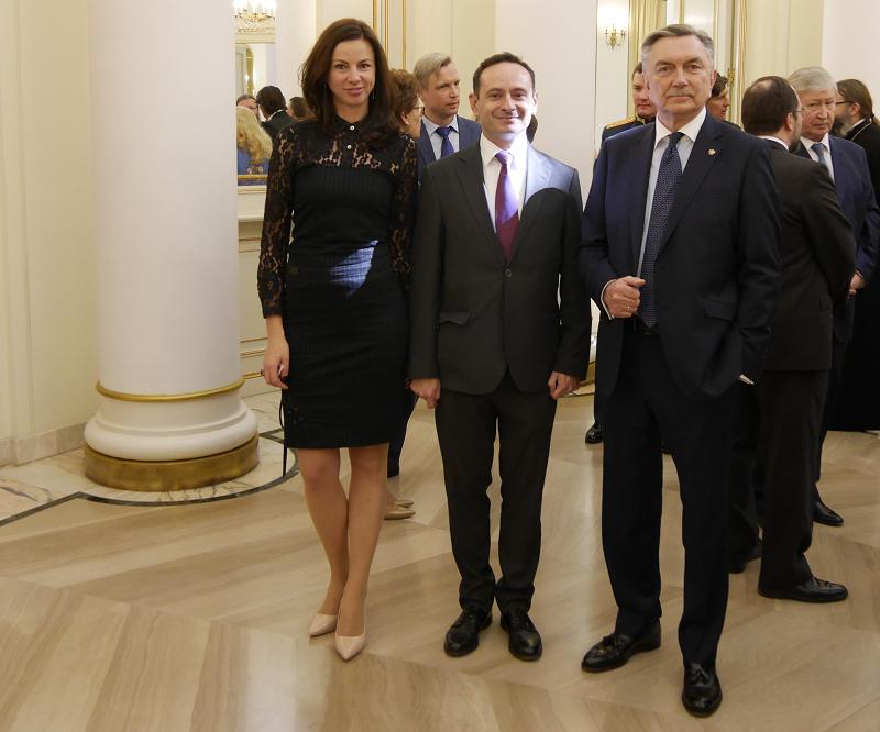 Ирина Рыбальченко, Жоан Манье Форт и Юрий Корчагин