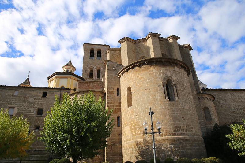 Solsona, Catalogne: Les processions des géants et la patrie de Francesc Ribalta