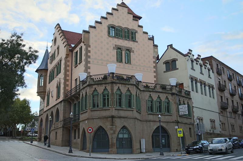 Solsona architecture