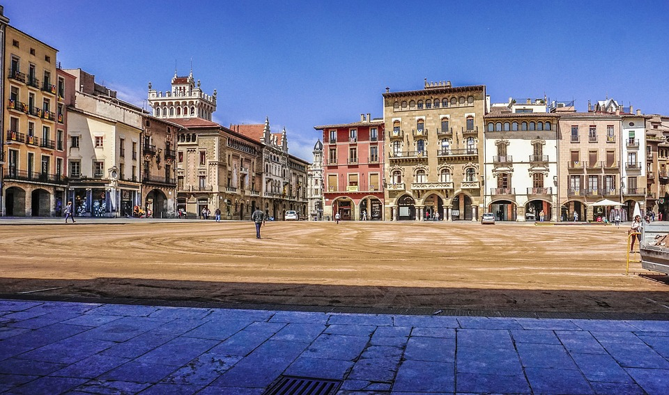 Les villes catalanes: Vic - l'une des sept merveilles de la Catalogne
