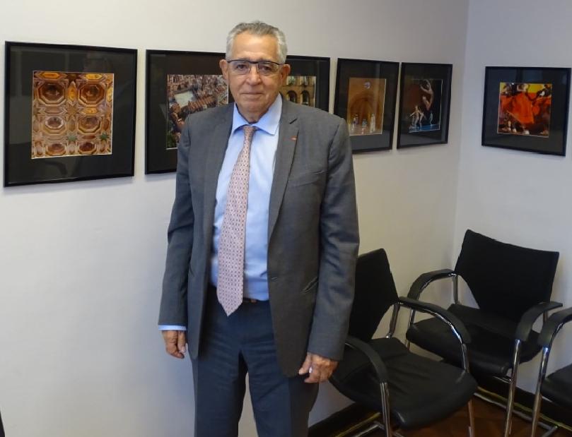 Jean-Marc Pujol, a tax lawyer, has long been Mayor of Perpignan