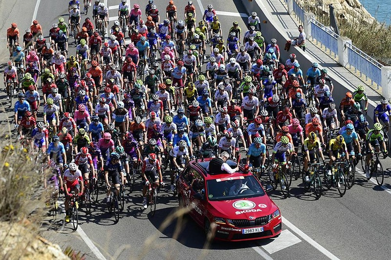 "The 99th Volta Catalonia Bike Tour ""Volta ciclista a Catalunya"" will pass through Ripoll"
