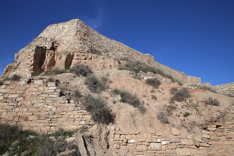 Le château de Tàrrega