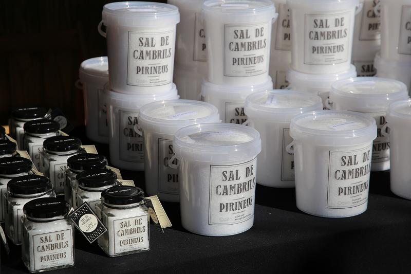 Ярмарка трюфелей в Сольсоне 2019: соль Пиренеев