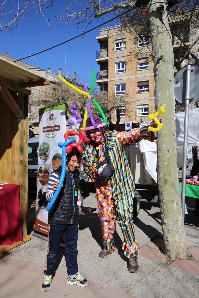 Ярмарка трюфелей в Сольсоне 2019: представления для детей