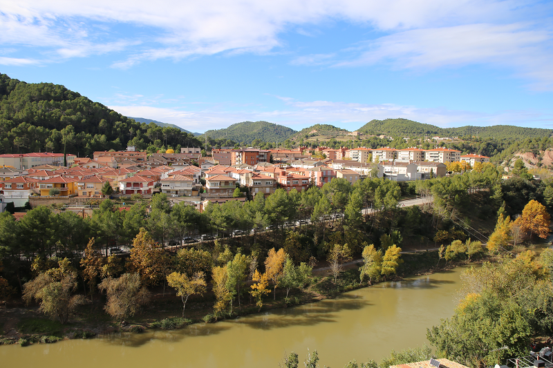Les mines de potassium de Súria, situées à 600 mètres sous terre, constituent le point artificiel le plus bas de Catalogne