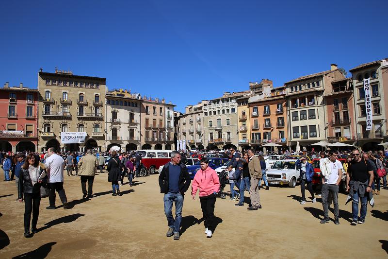 Ярмарки и фестивали Каталонии: ежегодное автошоу в Вике 17.03.2019
