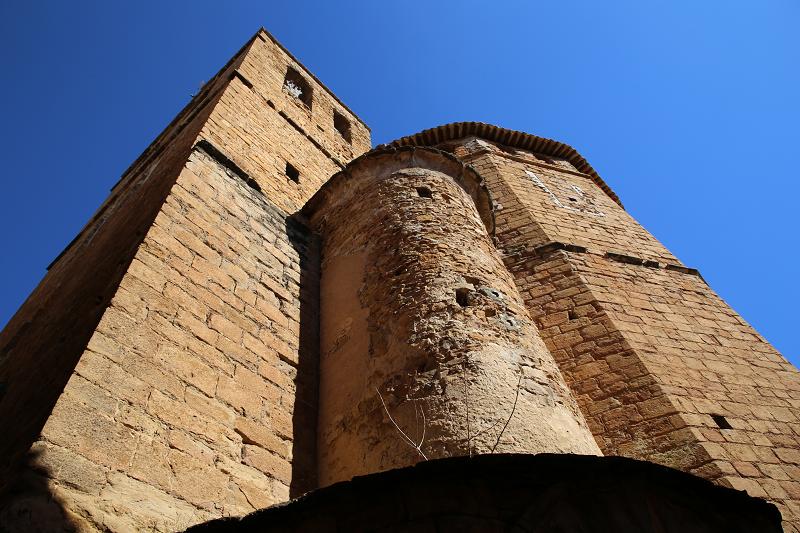Le château et village de Talarn est un ensemble médiéval fortifié