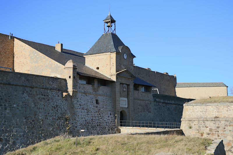 "Mont Louis - the city and the fortress of the ""Sun King"""