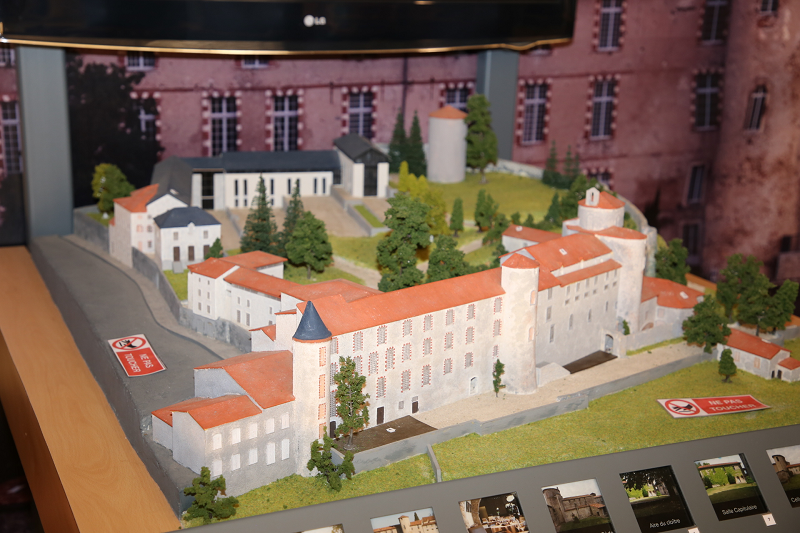 Museums of the Pyrenees: Bishops' Palace in Saint-Lizier