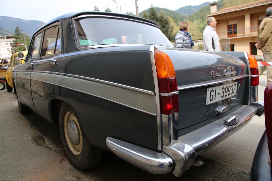 Austin Cambridge A55 образца 1962 года