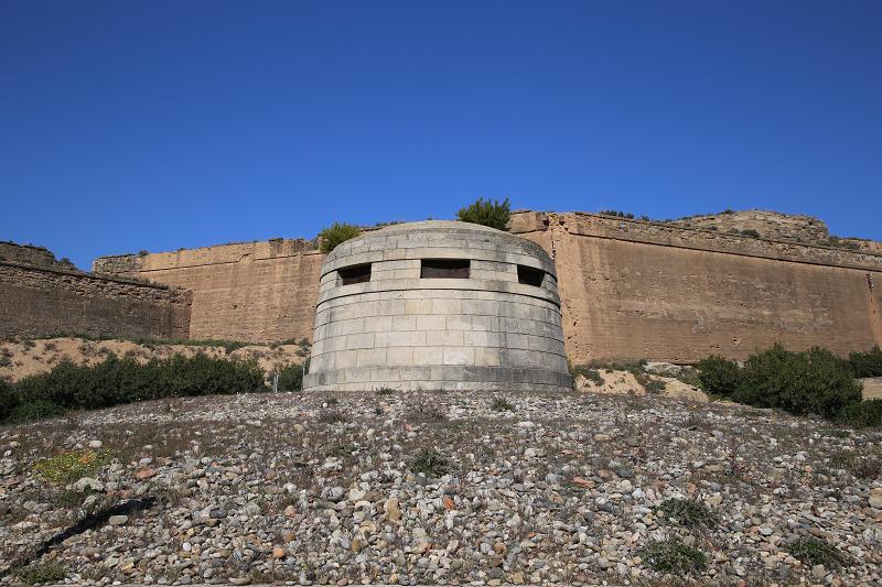 TLa suda de Lérida: château du Roi de la cité de Lérida, d'origine andalouse
