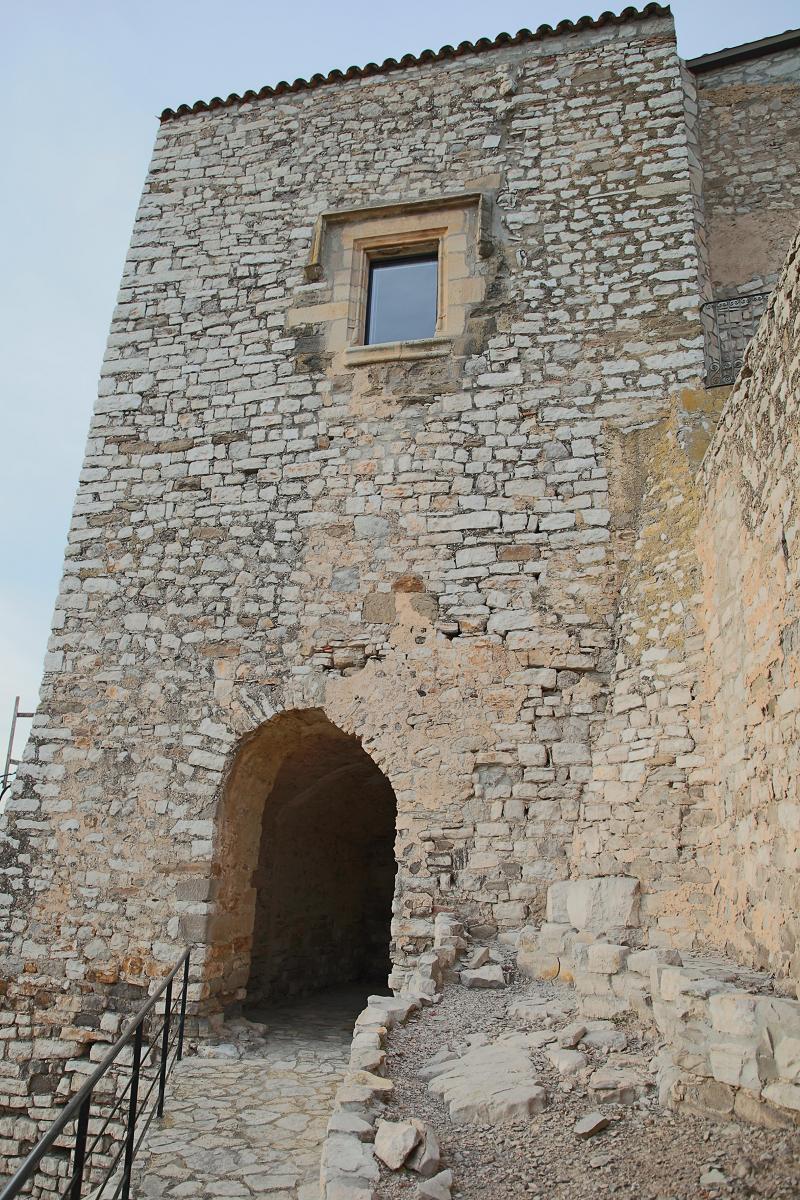Le château de Fonolleres est déclaré bien culturel d'intérêt local