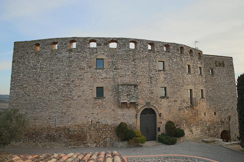Le château de Fonolleres