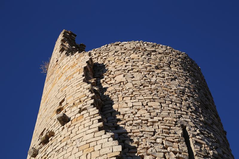 Le château de Guimerà