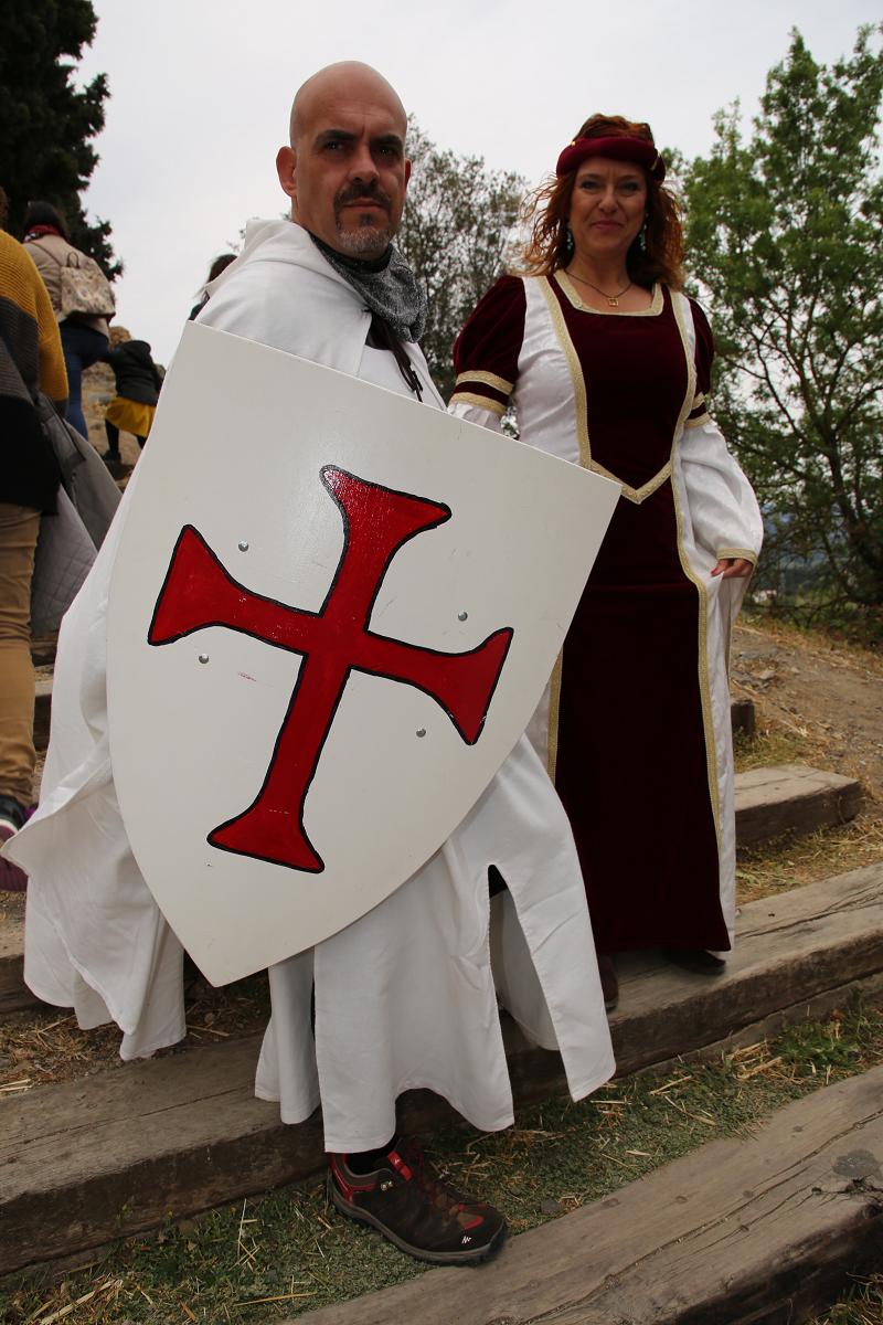 XXIII Fira Medieval d'Hostalric, 19, 20 i 21 d'abril 2019
