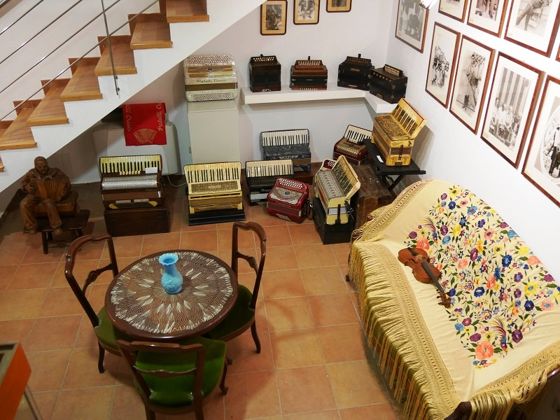 Catalonia Accordion Museum