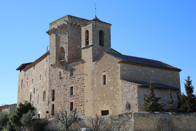 Le Château de la Floresta: un château déclaré bien culturel d'intérêt local