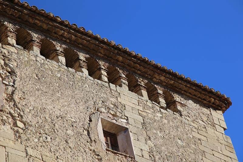 Le Château de l'Espluga Calba