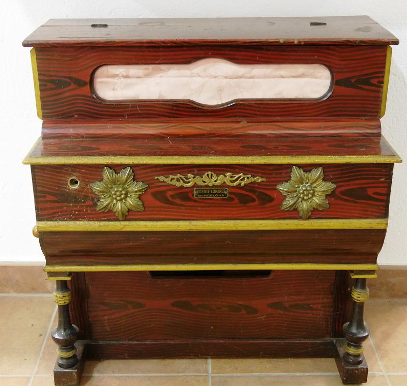 """""""Music Box"""": Vicente Llinares Barcelona"""
