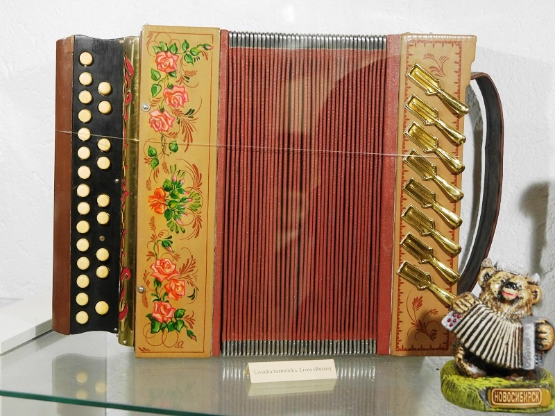 Accordéon russe