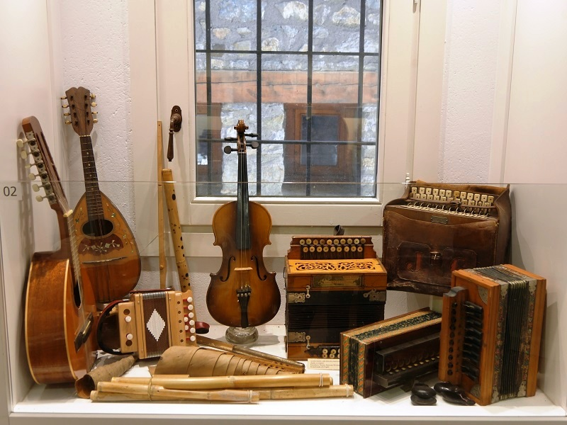Catalonia Accordion Museum: Musical Instrument Collection
