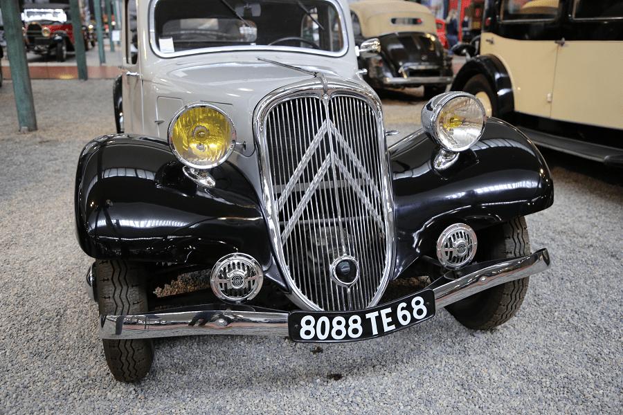 Citroën Berline 7A образца 1934 года