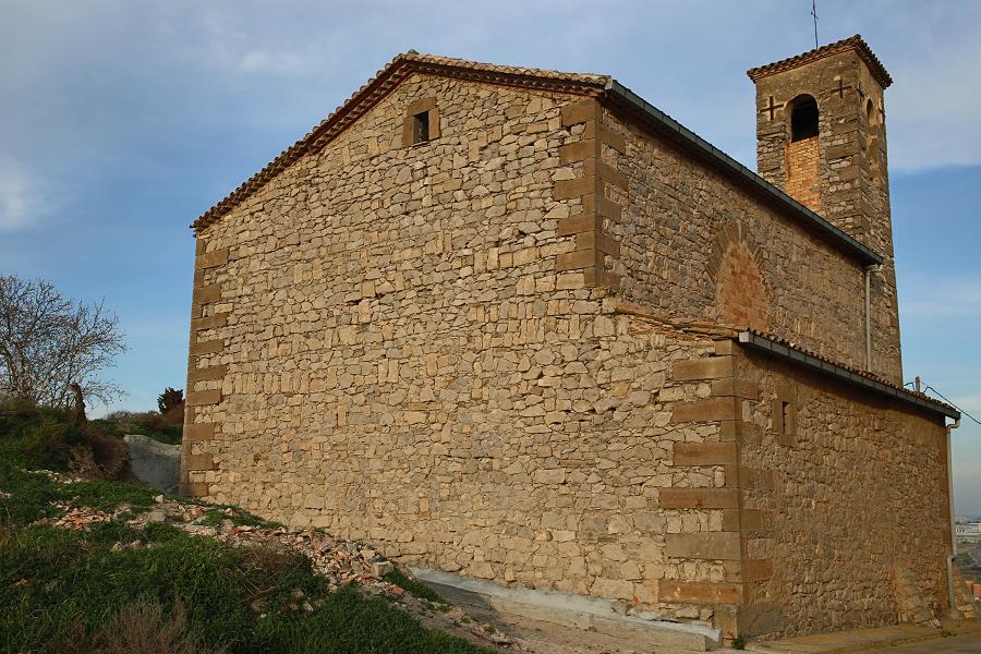 Le château de La Curullada est un bâtiment de Granyanella (Segarra) déclaré bien culturel d'intérêt loca