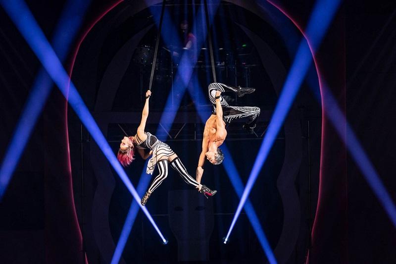Al juliol, el Cirque du Soleil torna a Andorra per presentar-te un nou espectacle gratuït i únic a Europa