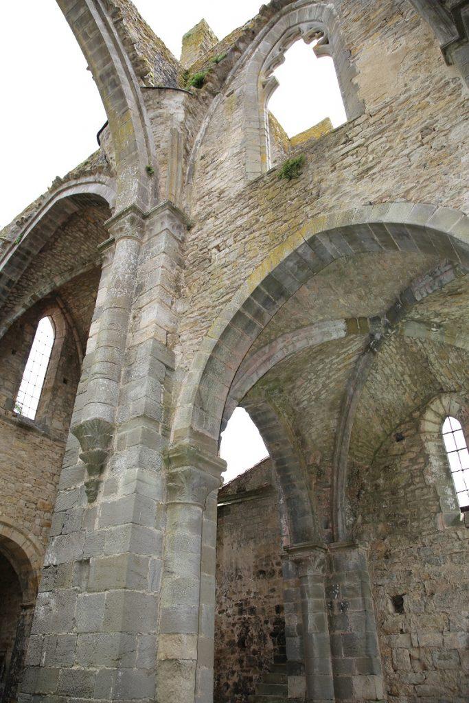 Аббатство Вильлонг было чуть ли не единственным цистерцианским аббатством, которые обладали таким богатым декором