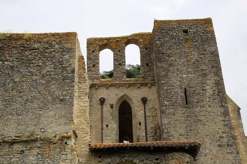 С 1916 года аббатство вильлонг получило статус исторического памятника