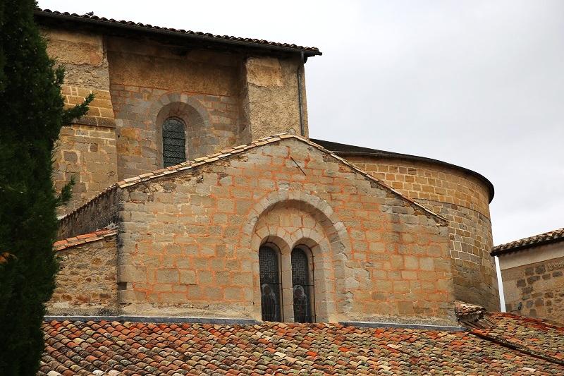 L'abbaye de Saint-Hilaire