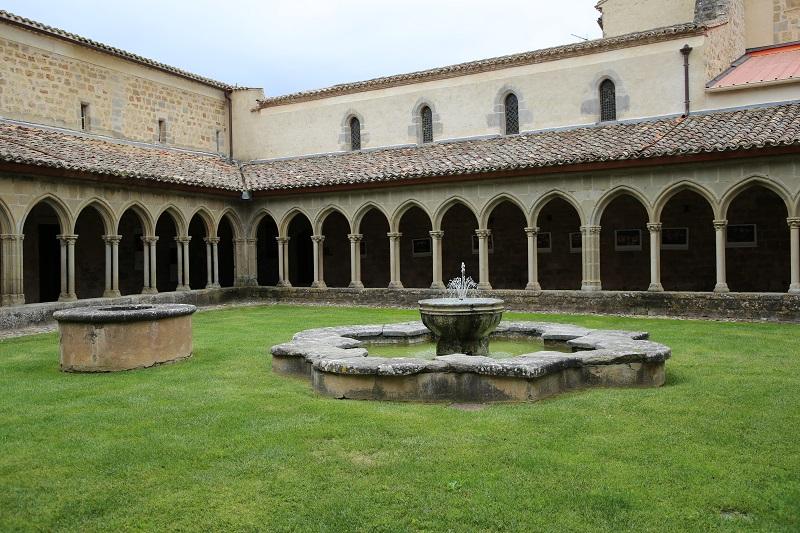 L'abbaye de Saint-Hilaire est une abbaye bénédictine située à Saint-Hilaire dans le département de l'Aude entre Limoux et Carcassonne. L'abbaye fortifiée date du viiie siècle et son église du xiie siècle.