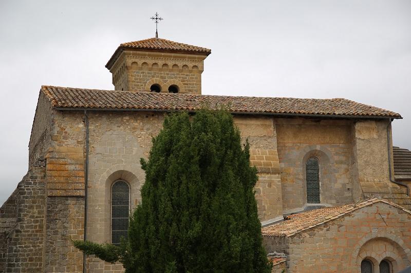L'abbaye de Saint-Hilaire est une abbaye bénédictine