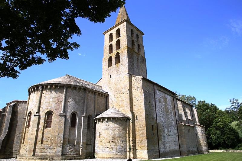 Аббатство Святого Папула Франция