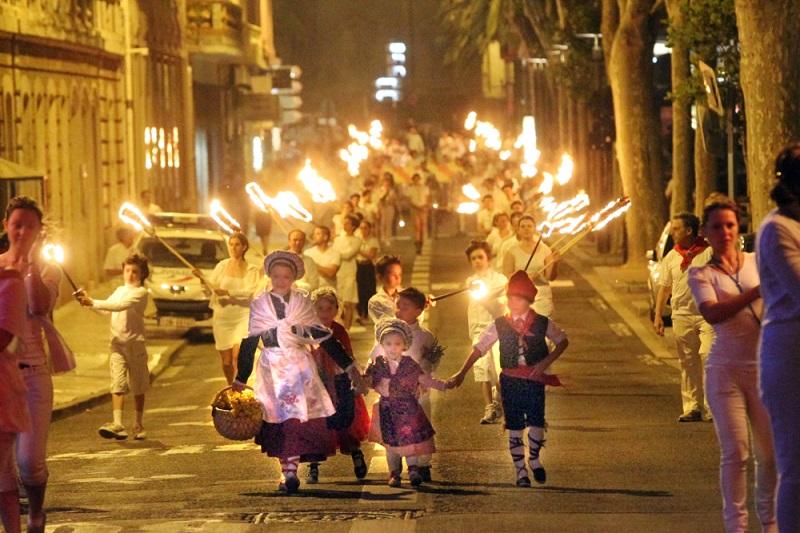 23 июня 2019 года, в Перпиньяне состоится праздник огней Сан Жоана