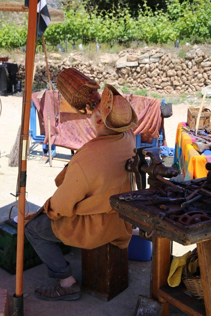 """Historical Fair """"Timbaler del Bruc"""""""