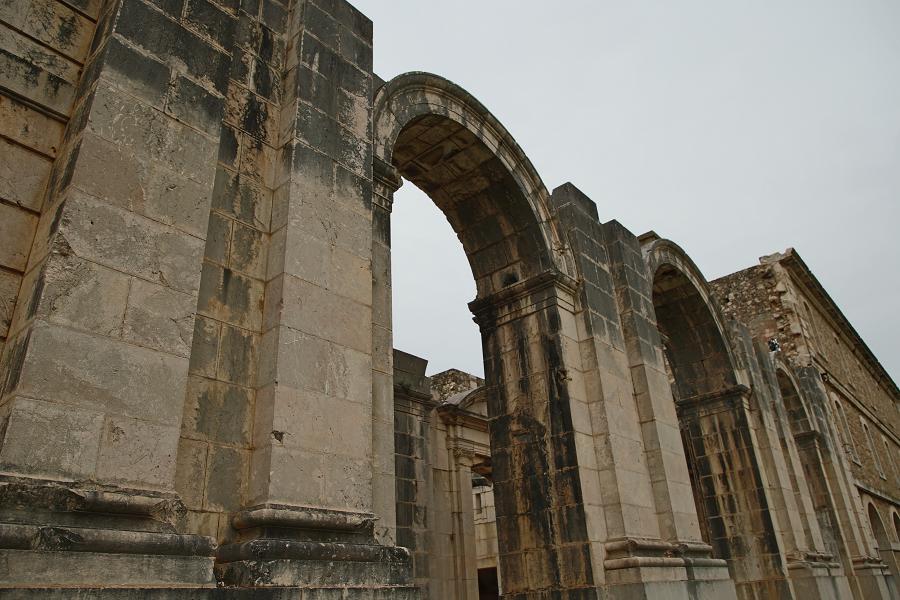 Замок Сан-Ферран_тюрьма