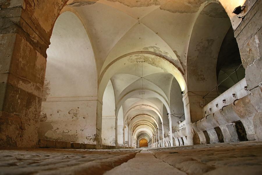 Замок Сан-Ферран_что посмотреть
