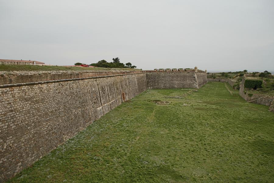 Замок Сан-Ферран_отдых в испании
